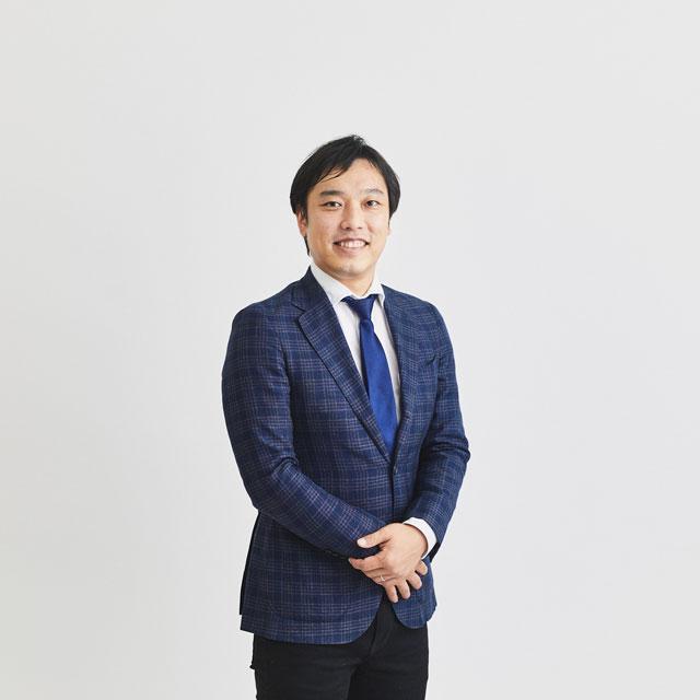 Photograph of Yoshiaki Maeda